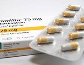 Bộ Y tế khẳng định Tamiflu là thuốc chữa cúm phải kê đơn