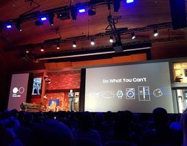 Samsung mở tầm nhìn mới về AI, IoT cho đời sống hàng ngày
