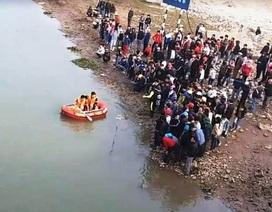 Cứu 3 mẹ con đuối nước khi thả cá chép, nam sinh tử nạn thương tâm