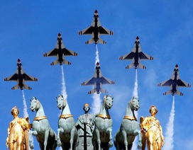 Ấn tượng những lễ duyệt binh hoành tráng khắp thế giới