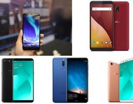 Những smartphone tràn viền giá bình dân đáng chú ý cận Tết