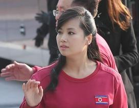 """""""Binh đoàn"""" xinh đẹp Triều Tiên trình diễn gì tại Hàn Quốc?"""