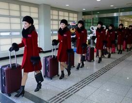 """Chương trình nghệ thuật của đoàn Triều Tiên """"cháy vé"""" ở Hàn Quốc"""