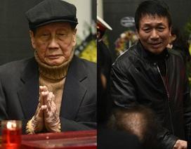 Nhạc sĩ Phạm Tuyên, Phú Quang nghẹn ngào đến tiễn đưa nhạc sĩ Hoàng Vân