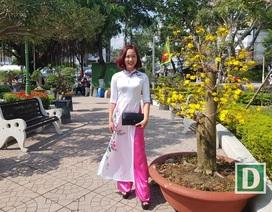 Hàng mai cổ thụ hơn 20 năm tuổi, quyến rũ nhất ở Nha Trang