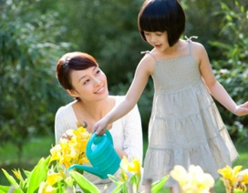Học cách thay đổi mình để tự tin làm vợ, làm mẹ