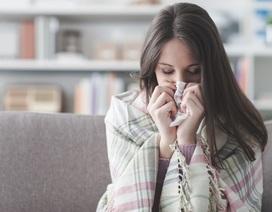 Có thể phòng ngừa bệnh cảm cúm mà không dùng kháng sinh?