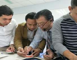 Ths.Bs Nguyễn Tuấn Dương: Khi cái nghề trở thành niềm đam mê