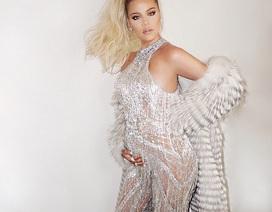 Khloe Kardashian không biết giới tính em bé trong bụng