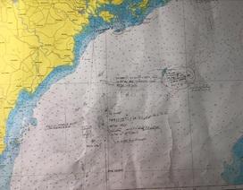 Vụ 15 thuyền viên mất tích: Huy động hàng trăm tàu cá tham gia tìm kiếm