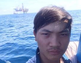 Thanh niên mất tích bí ẩn khi đi đánh cá trên biển