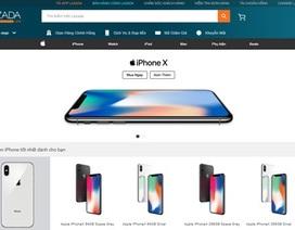 Lazada được Apple ủy quyền phân phối trực tuyến tại Việt  Nam