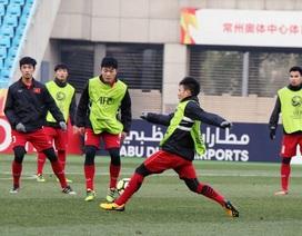"""U23 Việt Nam chuẩn bị """"tuyệt chiêu"""" chờ đấu U23 Qatar"""