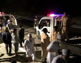 Xe khách lao xuống vực sâu 100m, tài xế tử vong, 19 người bị thương