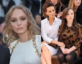 Các cô con gái xinh đẹp của sao Hollywood