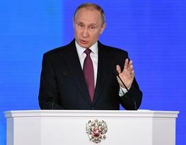 Vì sao Tổng thống Putin chuyển địa điểm đọc thông điệp liên bang?