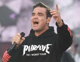 Robbie Williams bị mắc bệnh về não
