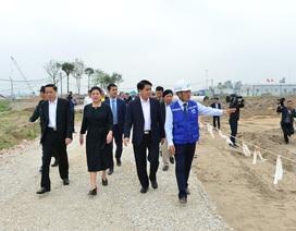 Chủ tịch Hà Nội thúc tiến độ nhà máy nước sạch gần 5.000 tỷ đồng