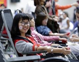 Lễ hội Xuân hồng thu hơn 8000 nghìn đơn vị máu phục vụ người bệnh