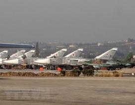 Nga chặn đứng vụ tấn công nhằm vào căn cứ không quân ở Syria