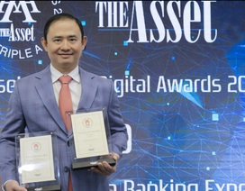 Một ngân hàng Việt xuất sắc giật 2 giải quan trọng của The Asset
