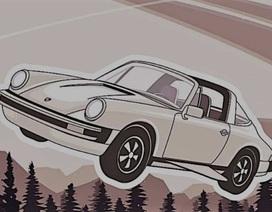 Porsche theo đuổi giấc mơ ô tô bay