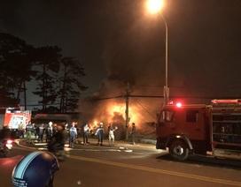 Vụ cháy dãy nhà tập thể ở Đà Lạt: Cả 5 nạn nhân đều tử vong