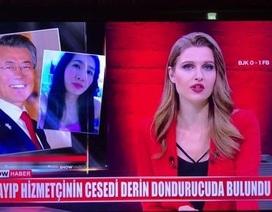 Hàn Quốc giận dữ vì ảnh tổng thống xuất hiện trong bản tin tội phạm của Thổ Nhĩ Kỳ