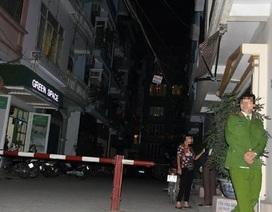 Khám xét nhà nguyên thiếu tướng Nguyễn Thanh Hóa
