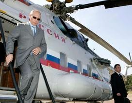Hé lộ vụ máy bay chở Tổng thống Putin từng bị tấn công ở Chechnya