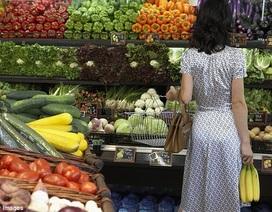 Khi rau quả cũng làm bạn ốm...