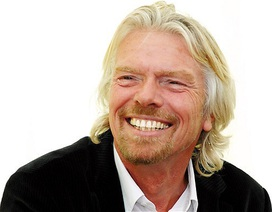 Tỷ phú Richard Branson tiết lộ bí quyết để thành công và hạnh phúc