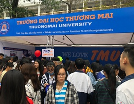 Trường ĐH Thương Mại tuyển 3.800 chỉ tiêu, mở 2 ngành học mới