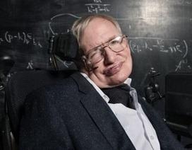 Thiên tài vật lý Stephen Hawking qua đời