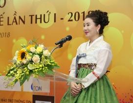 Đại hội Thẩm mỹ Quốc tế lần đầu được tổ chức tại Việt Nam