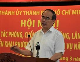 """Bí thư Nguyễn Thiện Nhân """"giật mình"""" với kết quả chống tham nhũng"""