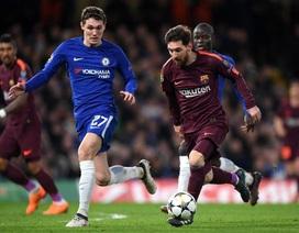 Chelsea đại chiến với Barcelona: Muốn thành công phải… khổ đau