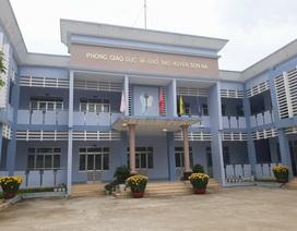 Quảng Ngãi: Chi sai hàng trăm triệu đồng chế độ phụ cấp cho giáo viên