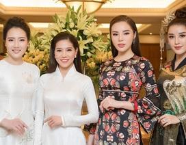 Hoa hậu Kỳ Duyên bất ngờ trở lại đồng hành cùng Hoa hậu Việt Nam 2018