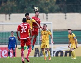 Tuyển thủ U23 Việt Nam vắng mặt, SL Nghệ An thua đau ở AFC Cup