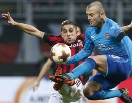 Arsenal - AC Milan: Đặt một chân vào tứ kết