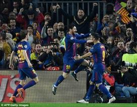 Barcelona 3-0 Chelsea: Màn rực sáng của Messi