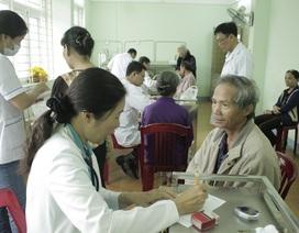 Quảng Ngãi: 600 người dân được khám bệnh miễn phí