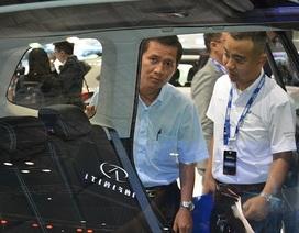 Ô tô Việt Nam đang ở đâu so với Thái Lan?