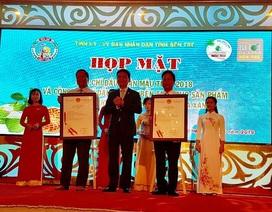 Công bố chỉ dẫn địa lý cho sản phẩm Dừa uống ước xiêm xanh và Bưởi da xanh Bến Tre