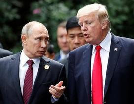 Mỹ áp lệnh trừng phạt Nga giữa lúc căng thẳng