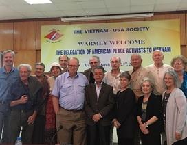Quan hệ Việt - Mỹ đang đi theo đường hướng tích cực