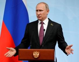 Điện Kremlin bác tin đồn về ông Putin trước thềm bầu cử