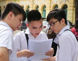 Thi THPT quốc gia 2018: Có thí sinh đăng kí 50 nguyện vọng