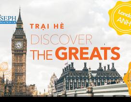 Cùng các bạn nhỏ PDI khám phá nền văn hóa Anh Quốc trong mùa hè này nhé!